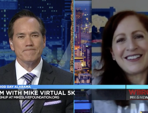 Signup online for I'm With Mike Virtual 5K