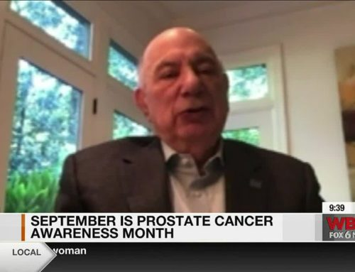 Ed Meyerson talks Prostate Cancer Awareness Month with WBRC