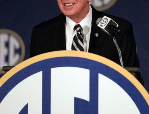 Former SEC Commissioner Mike Slives Next Job is to Tackle Prostate Cancer