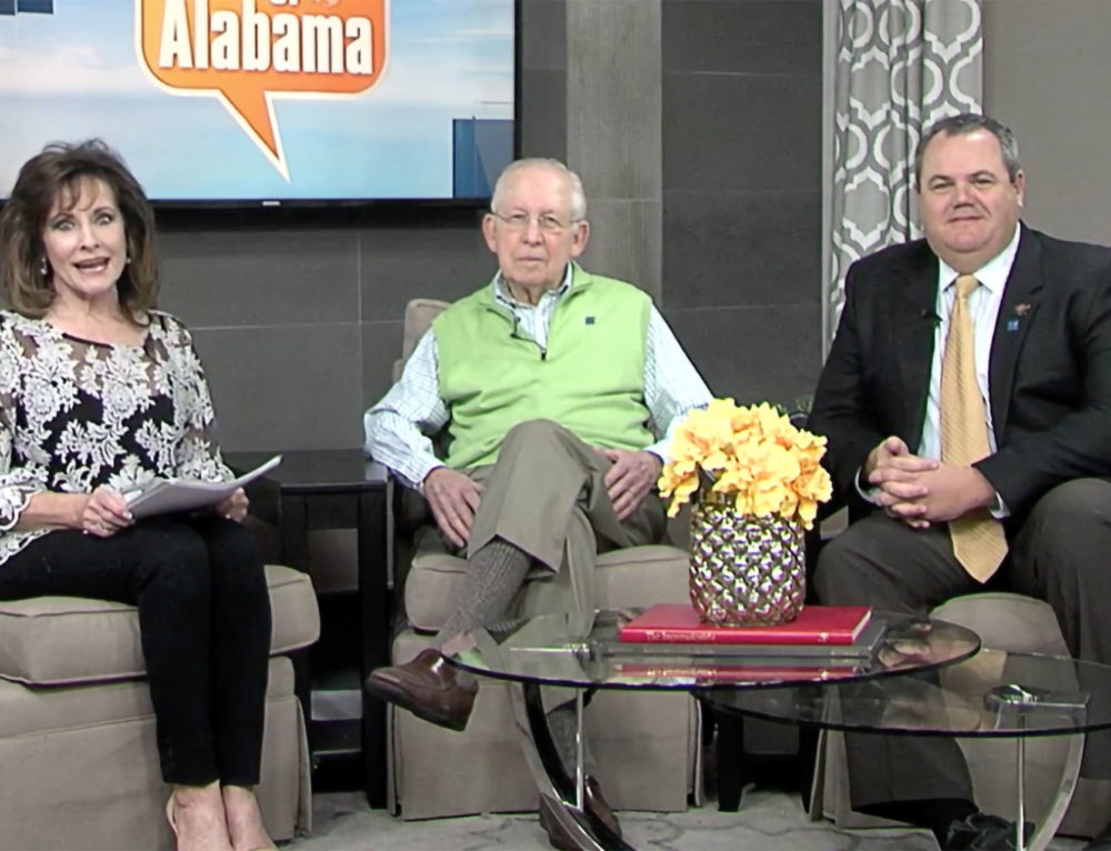 "Talk of Alabama ""Talks"" Up the Block Cancer Initiative"