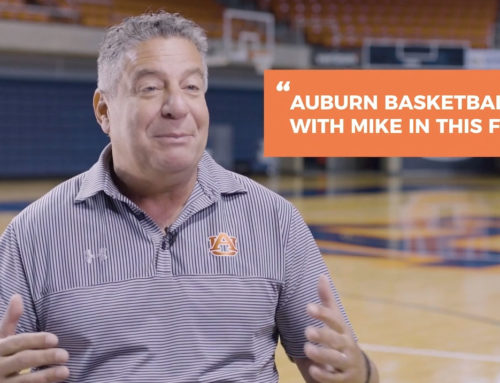 Bruce Pearl Joins the Fight at the 2019 Mike Slive Invitational